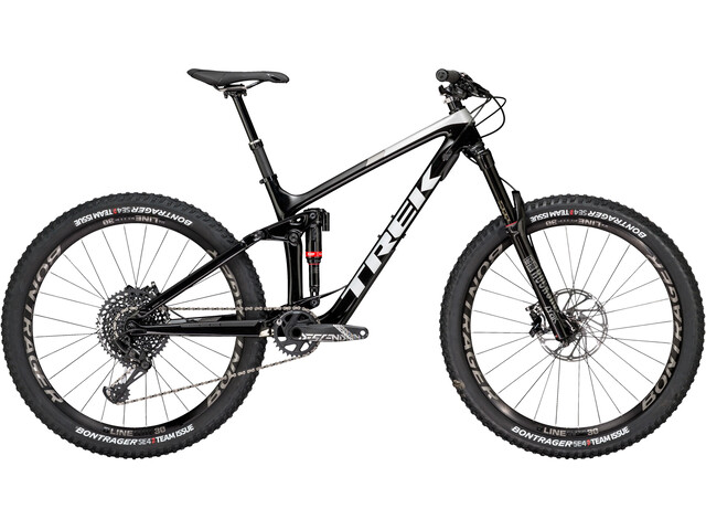 Trek Remedy 9.8 27.5 trek black/quicksilver